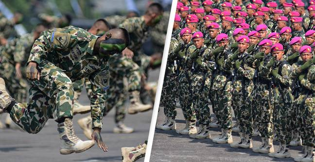 Indonesian Army Will No Longer Conduct Invasion Virginity Tests On Female Cadets