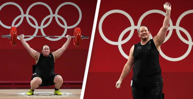 Laurel Hubbard Praised After Becoming First Transgender Woman To Compete In Olympic Weightlifting Final
