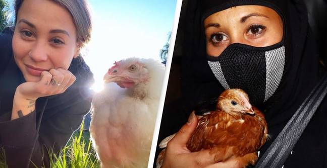 Vegan Activist Charged 26 Times Says Punishments 'Will Never Compare' To Horror Faced By Animals