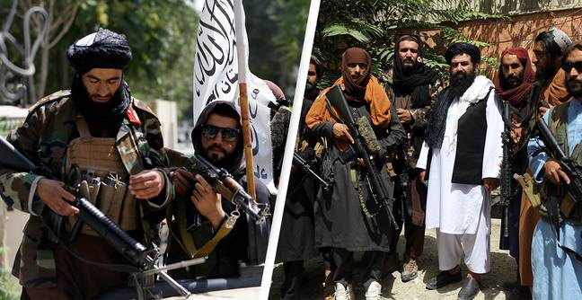 Taliban Are Giving Deadly Ultimatum 'Night Letters' To Those That Helped Western Troops