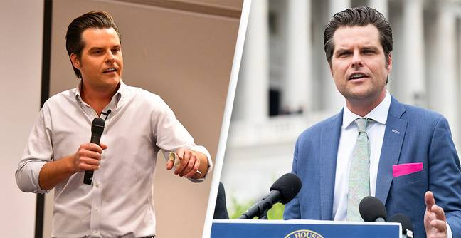 Matt Gaetz's 'Years Of Venmo Transactions' And 'Thousands Of Photos And Videos' Given To Feds