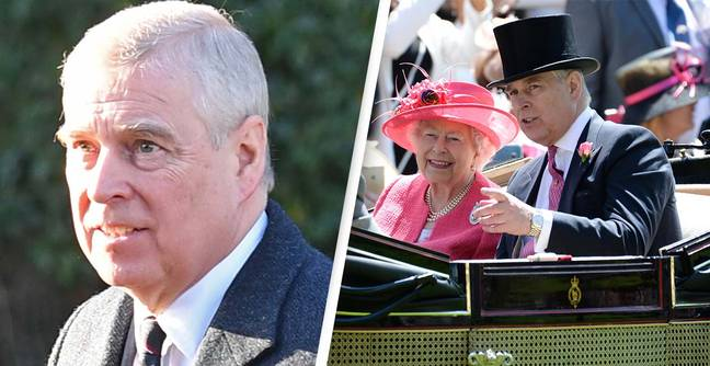 Prince Andrew 'Will Be Served Sex Assault Court Papers In Person'