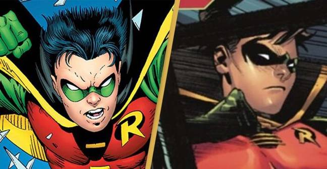Robin Comes Out As LGBTQ+ In New Batman Comic