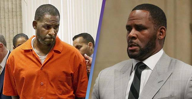 R. Kelly's trail has begun in New York.(PA)
