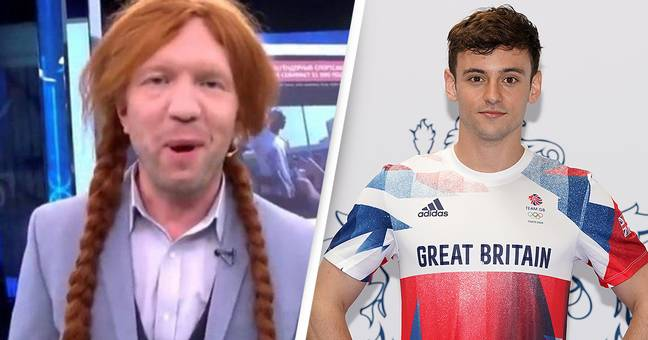 Russian Media Attack Tom Daley And Laurel Hubbard With Shocking Anti-LGBTQ Insults