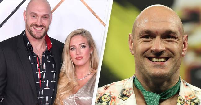 Tyson Fury Gives Update After Newborn Rushed To Intensive Care