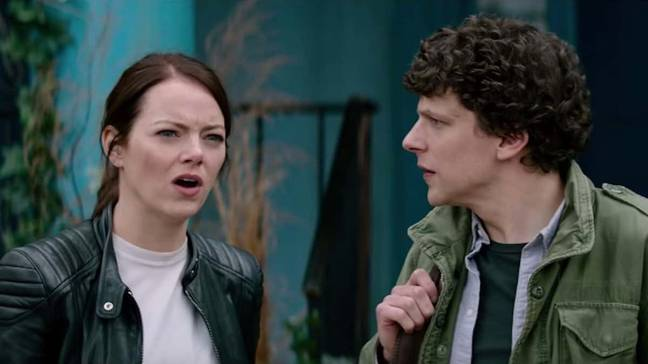 Confused Zombieland 2 scene (Sony Pictures)