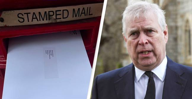 Virginia Roberts' Lawyers Share Photo Of Them Sending Prince Andrew His Legal Papers