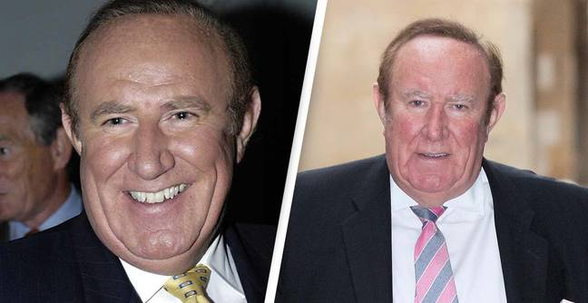 Andrew Neil Resigns From GB News Three Months After Launch