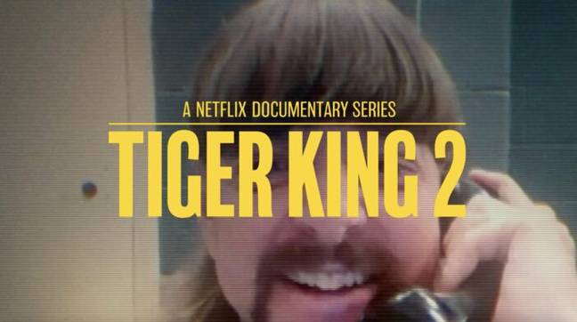 Tiger King Series 2 Has Been Announced On Netflix