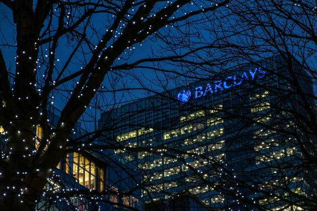 Barclay's headquarters in Canary Wharf (Alamy)
