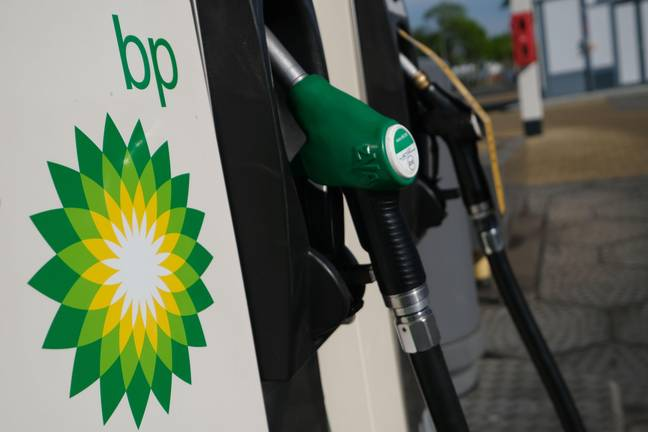 BP stations are closing due to a shortage of lorry drivers. (Alamy)