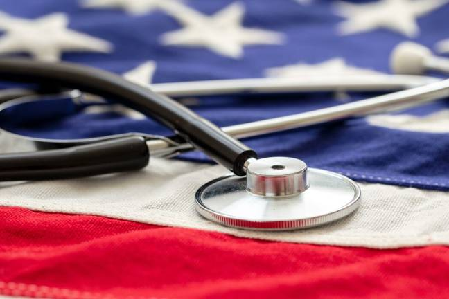 A woman's tale has sparked debate over the US healthcare system (Alamy)
