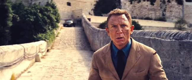 Daniel Craig Says 'He's More Naked Than The Women' In No Time To Die (Universal)