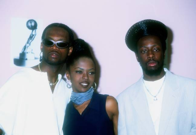 The Fugees Reportedly In Talks To Reunite For The Score's 25th Anniversary (Alamy)