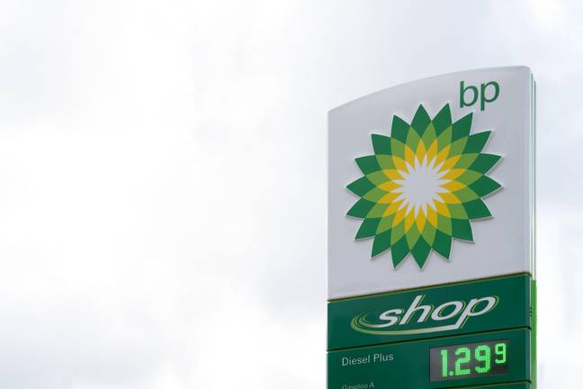 BP petrol stations have been forced to close. (Alamy)