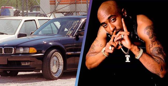 BMW Tupac Was Shot In Goes On Sale For Millions