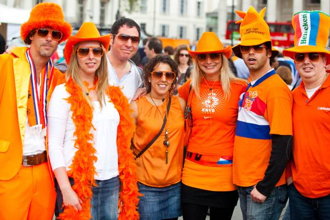 The Dutch are the tallest people in the world (Alamy)