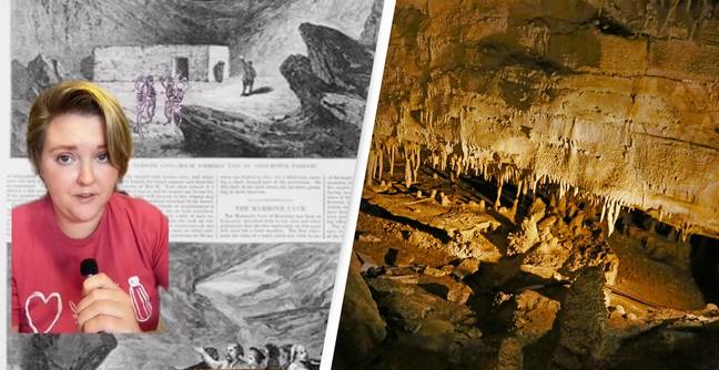 Woman Reveals The Terrifying History Of Mammoth Cave