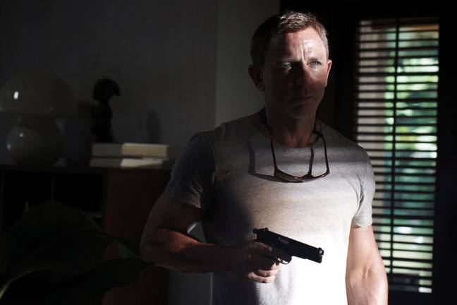 Daniel Craig in No Time To Die. (Universal Pictures)