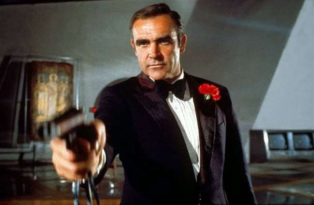 Diamonds are Forever. (United Artists)