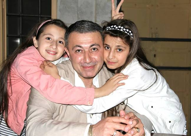 Abusive Father With Two Out Of Three Daughters Who Killed Him - East2West