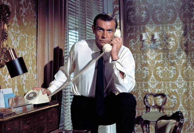 From Russia With Love. (United Artists)