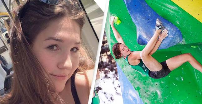 Broadcast Airs Inappropriate Close Ups Of Champion Climber And Issues Apology