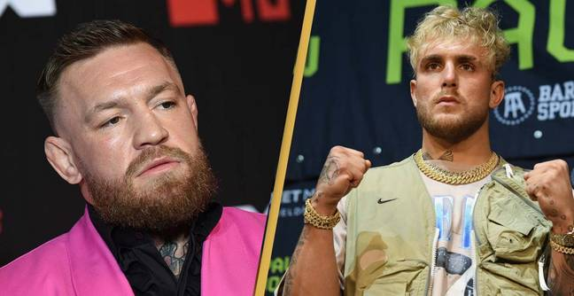 Jake Paul Thinks He Knows Why Conor McGregor 'Tried To Fight' Machine Gun Kelly At VMAs