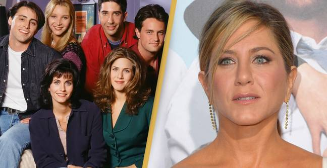 Jennifer Aniston Explains Why She Found The Friends Reunion 'Brutal'