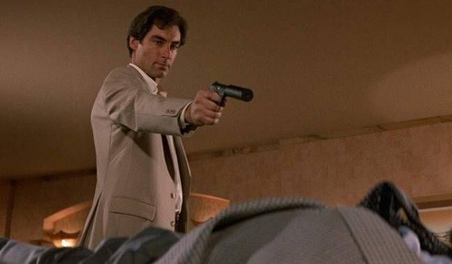 Licence To Kill. (United International Pictures)