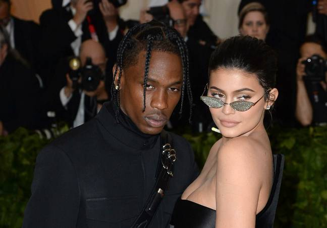Kylie Jenner And Travis Scott Slammed After Zoo Closed Carousel For Them (Alamy)