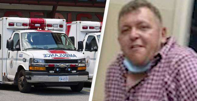 Man Who Stole Ambulance Said It Was Taking Too Long To Receive Treatment