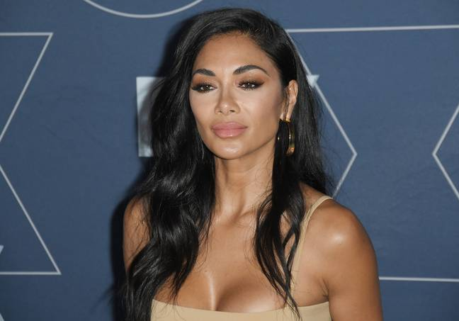 Nicole Scherzinger arrives at the FOX Winter TCA All Star Party held at The Langham Huntington in Pasadena, CA on Tuesday, ?January 7, 2020. - Sipa USA/SIPA USA/PA Images