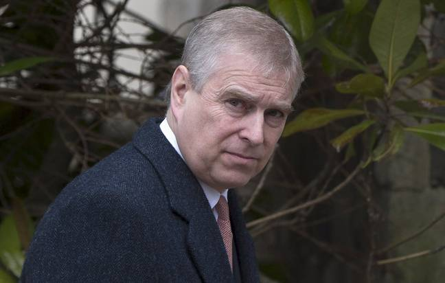 Prince Andrew (PA Images)