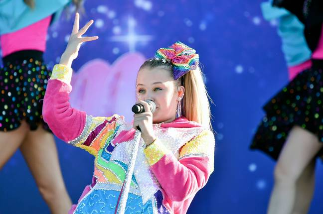 Jojo Siwa Slams Nickelodeon For Treating Her As 'Only A Brand' On Explosive Twitter Thread (PA Images)