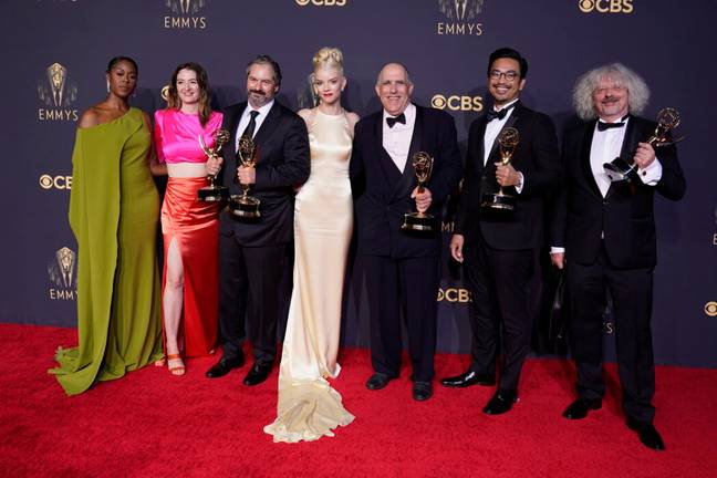 The Queen's Gambit won 11 Emmys (PA Images)