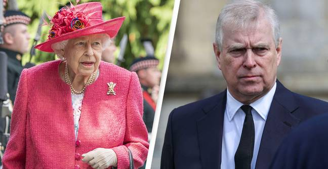 Queen To Give Prince Andrew Medal - Alamy