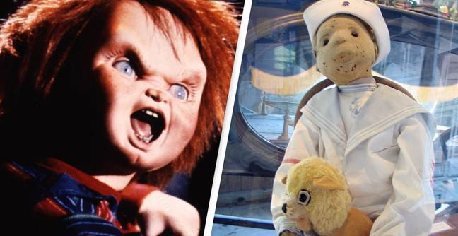 Real 'Most Dangerous Doll' That Inspired Chucky Films Allegedly Caused Death, Disease and Divorce