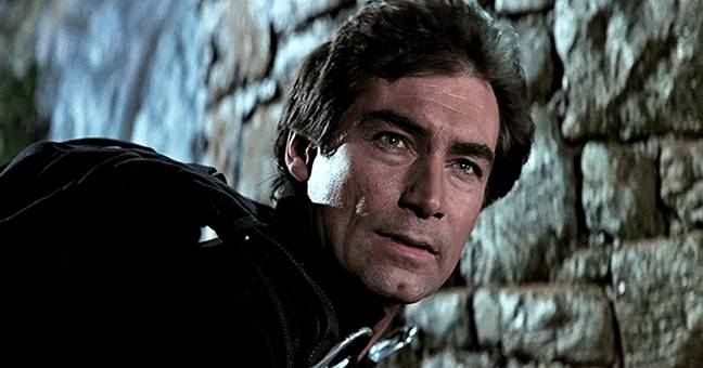 The Living Daylights. (United International Pictures)