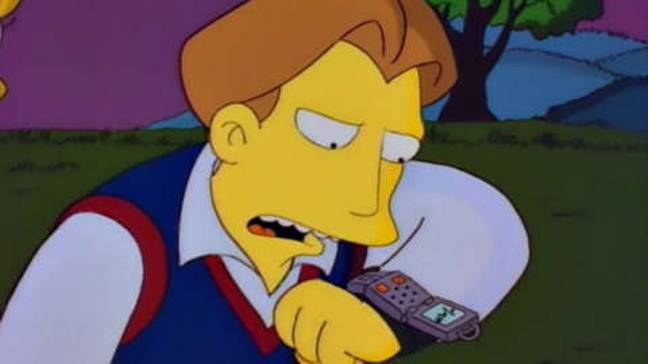 The Simpsons predicted smart watches. (20th Television)