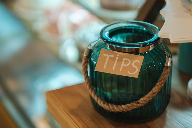 All tips will go to staff. (Alamy)