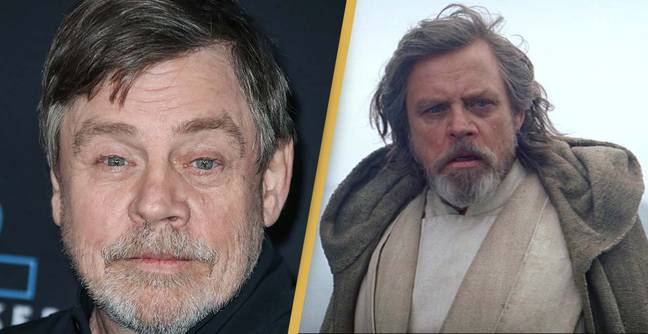 Why People Are Tweeting 'Mark Hamill' And Nothing Else