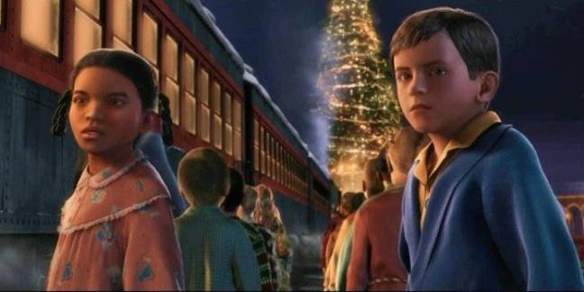 The Polar Express (Warner Bros. Pictures)