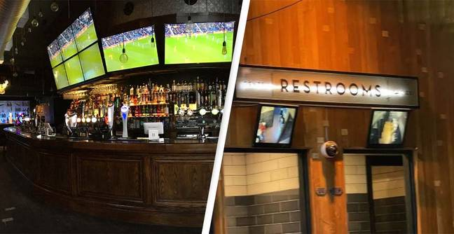 Bar Defends Choice To Stream Live Footage Into Pub From Its Toilet