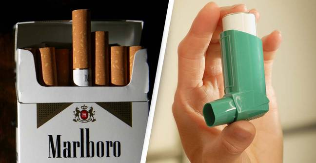 Tobacco Firm Which Makes Marlboro Cigarettes Wins Control Of Inhaler Company