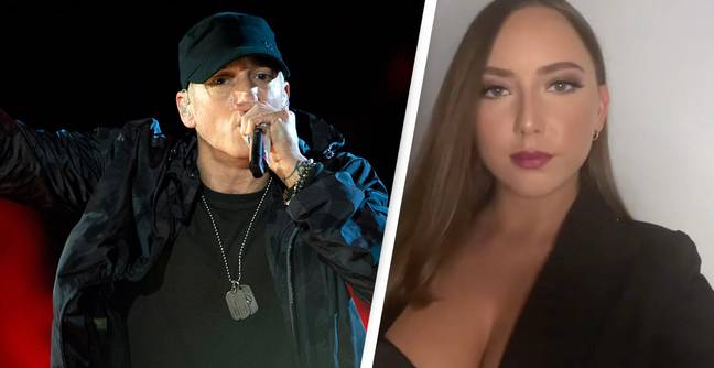 Eminem's Daughter Looks Startlingly Like Him In TikTok And Fans Are Losing It