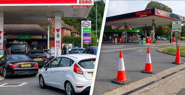 Government Preparing To Enlist Army To Help Tackle Fuel Crisis