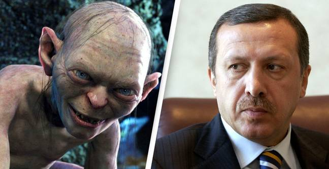 Man Arrested For Comparing Turkish President To Gollum Has Panel Of LOTR Experts Determine His Fate