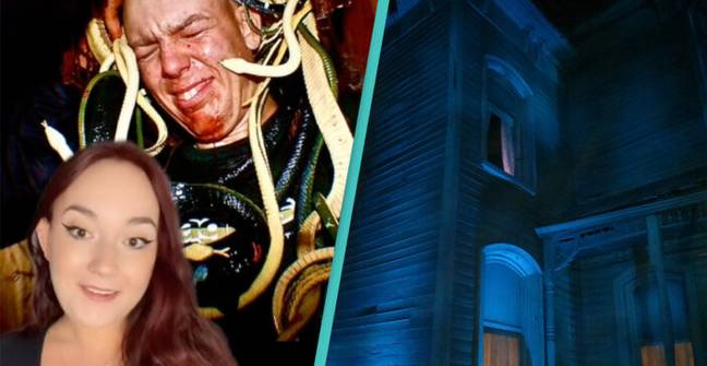 Woman Reveals The Secrets Of The Haunted House That Nobody Has Ever Completed
